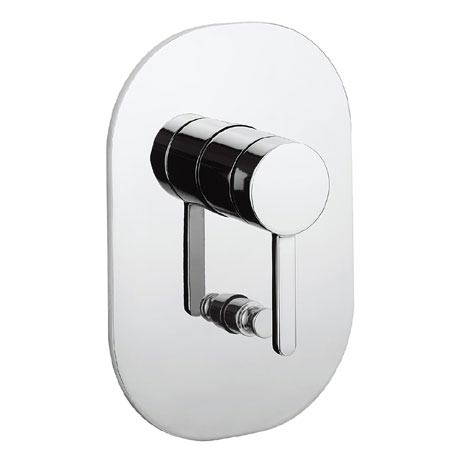 Crosswater - Ethos Concealed Manual Shower Valve with Diverter - ET0005RC