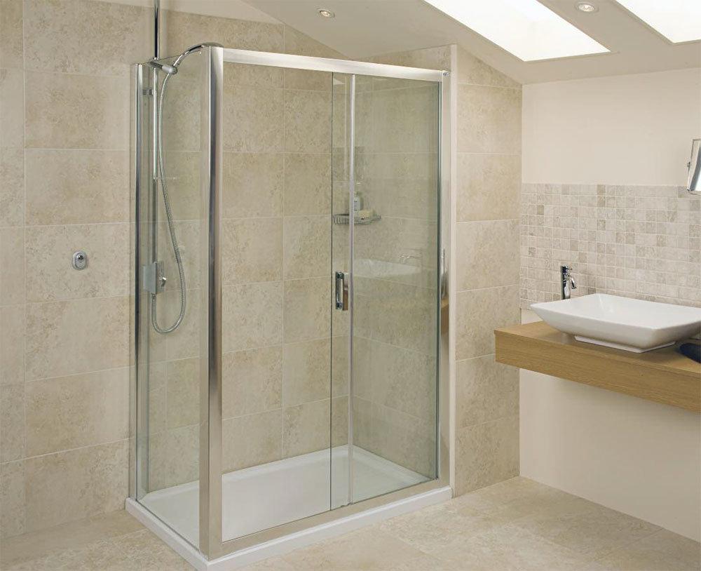 Roman Embrace Sliding Shower Door Online At Victorian