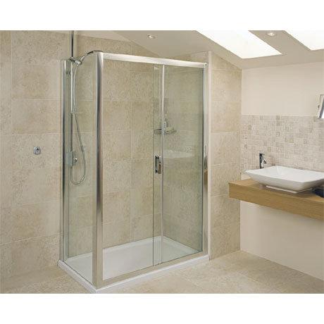 Roman - Embrace Sliding Shower Door - 3 Size Options