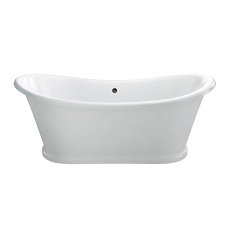 Burlington Admiral 1650 x 705 Double Ended Bath - ET5C
