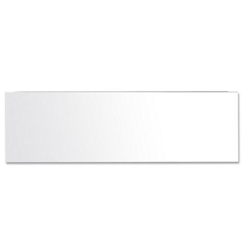 Tavistock Ethos Front Bath Panel - White Large Image