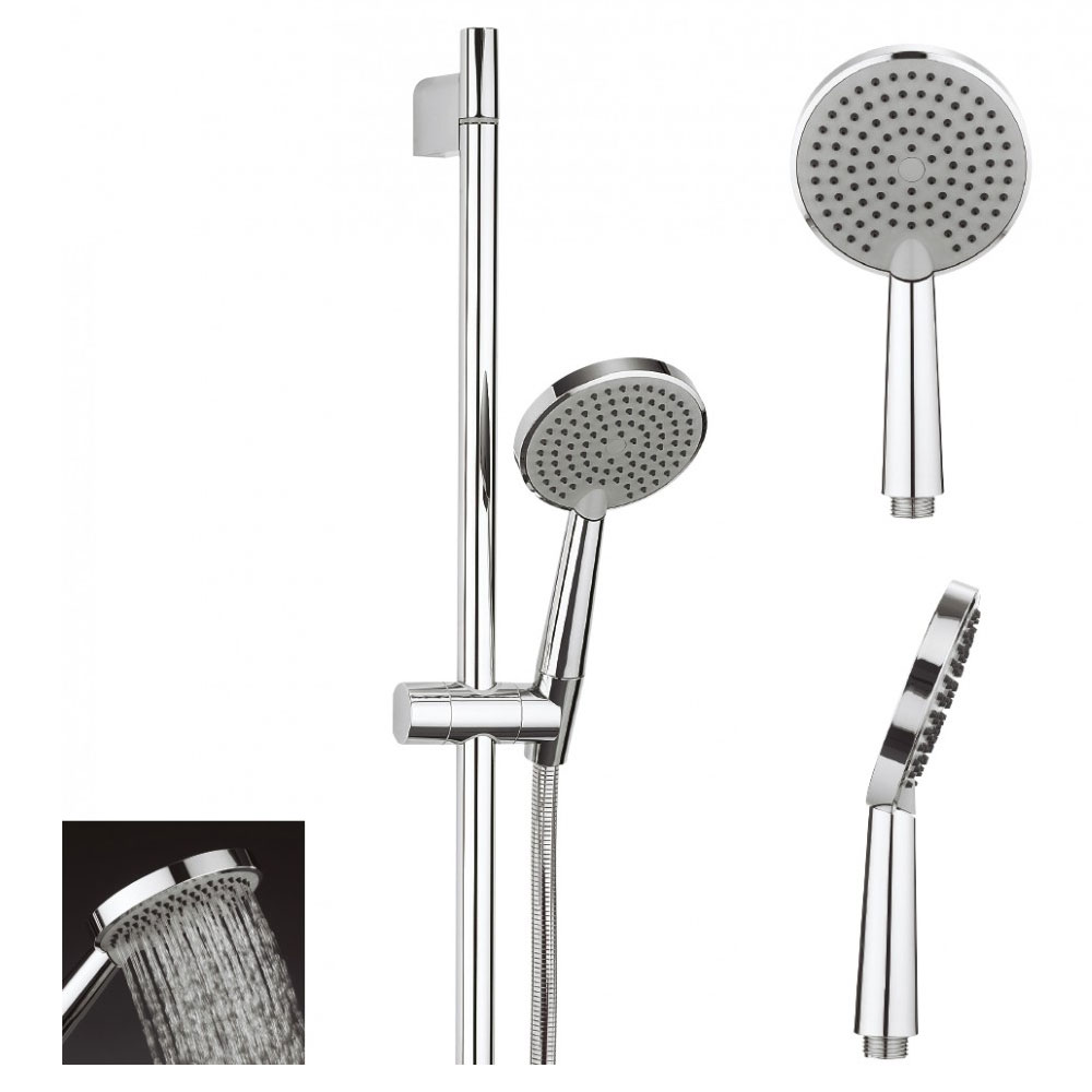 Crosswater - Ethos Premium Shower Kit - ETHOS-PACKAGE-1 profile large image view 1