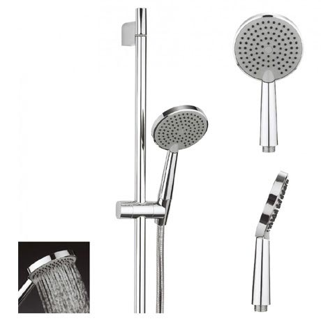Crosswater - Ethos Premium Shower Kit - ETHOS-PACKAGE-1