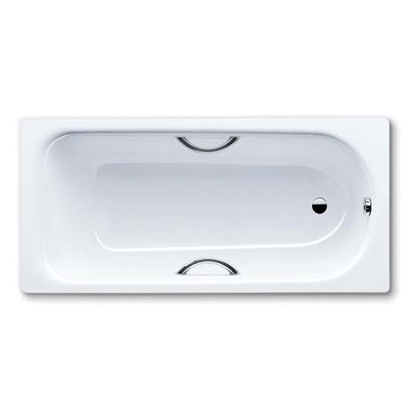 Kaldewei - Eurowa Steel Enamel Bath with Twin Grip Handles - 1700 x 700