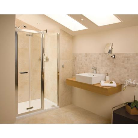 Roman Embrace Bi Fold Shower Door Online At Victorian