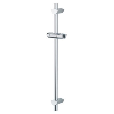 Bristan - EVO Riser Rail with Adjustable Fixing Brackets - Chrome - EVC-ADR01-C Large Image