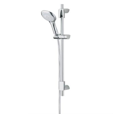 Bristan - EVO Shower Kit with Large Multi Function Handset - EVC-KIT02-C profile large image view 1