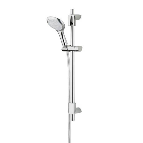 Bristan - EVO Shower Kit with Large Multi Function Handset - EVC-KIT02-C