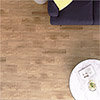 Everley Cherry Wood Effect Tiles - 200 x 600mm Small Image