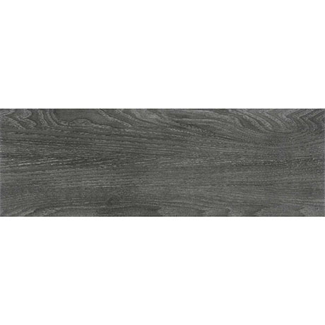 Everley Graphite Wood Effect Tiles - 200 x 600mm