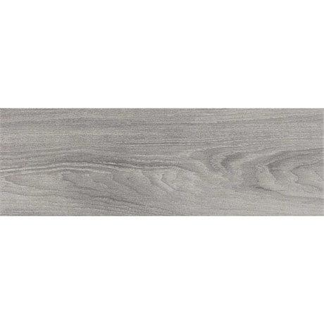 Everley Grey Wood Effect Tiles - 200 x 600mm