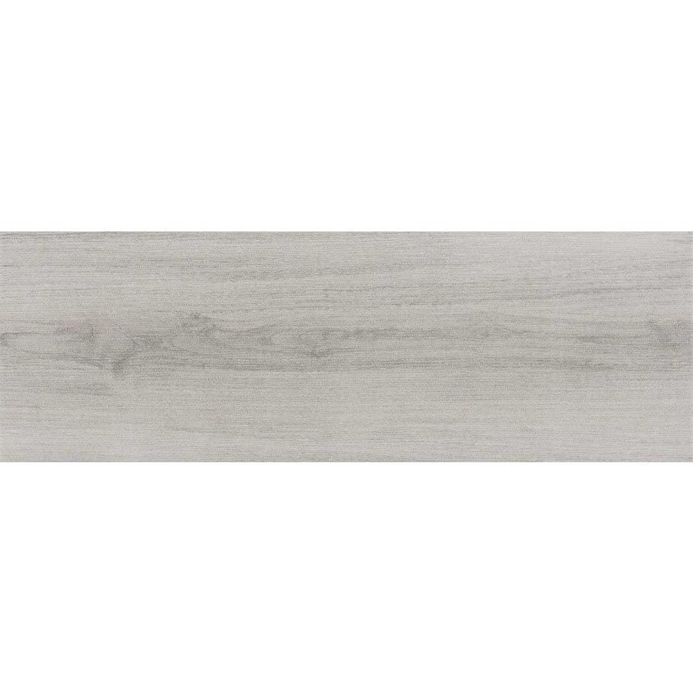 Everley Light Grey Wood Effect Tiles - 200 x 600mm