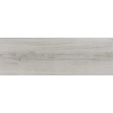 Everley Light Grey Wood Effect Tiles - 200 x 600mm
