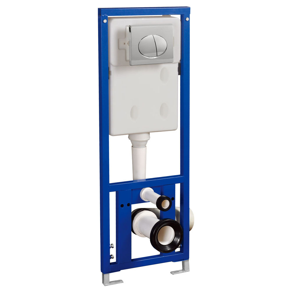 Concealed WC Cistern with Wall Hung Frame - EX2339G