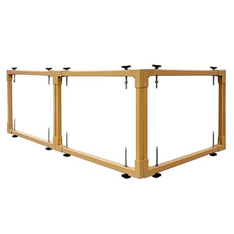Easy Fit Bath Frame Kit (Front & End)