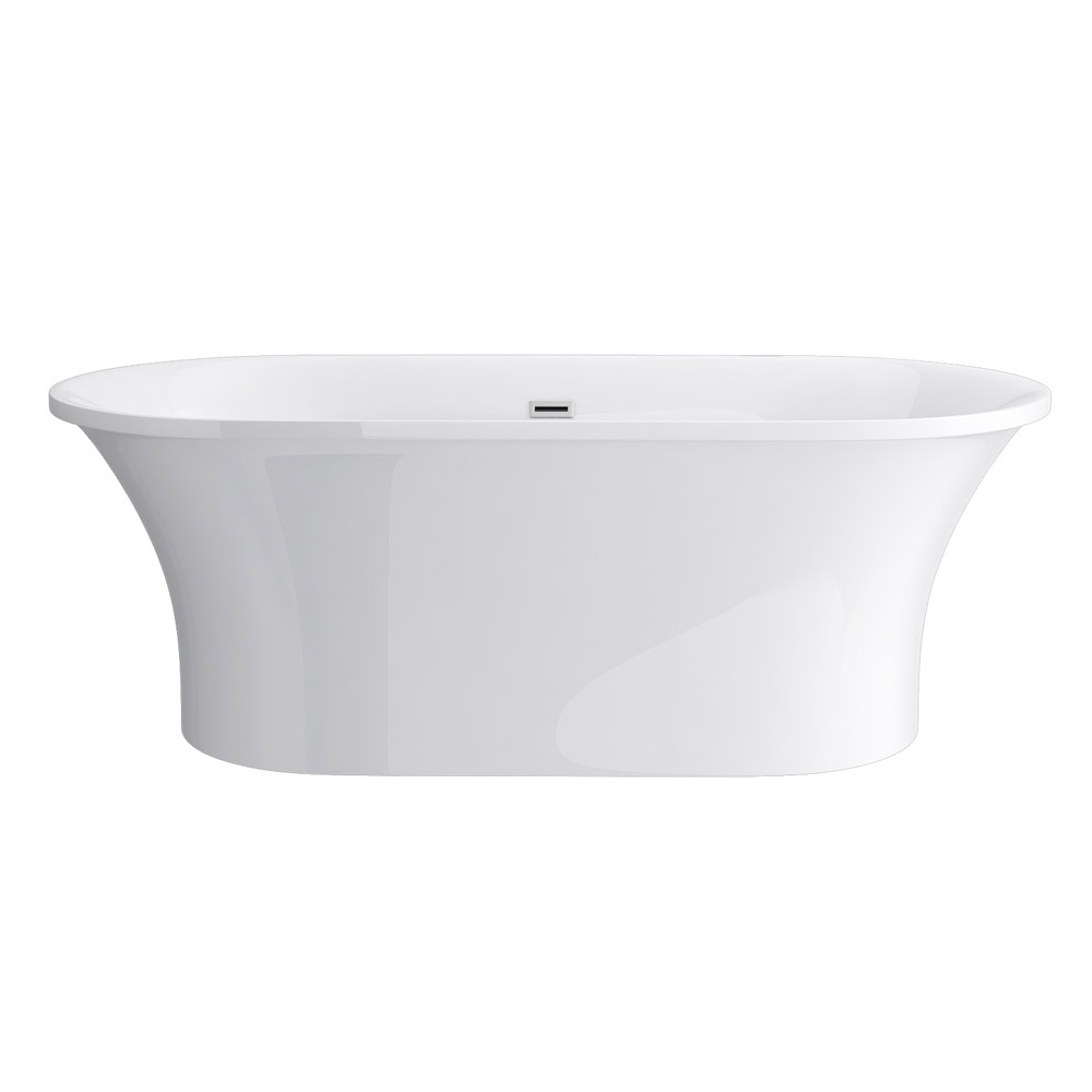 Eden 1750 Modern Roll Top Bath profile large image view 3
