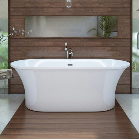 Eden 1750 Modern Roll Top Bath