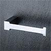 Tre Mercati Edge Toilet Roll Holder - 66540 profile small image view 1