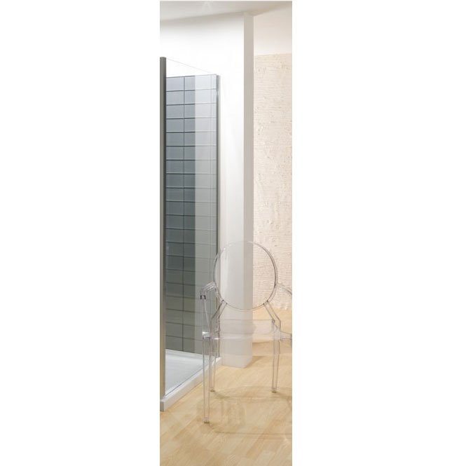 Simpsons - Edge Shower Side Panel - 5 Size Options profile large image view 1