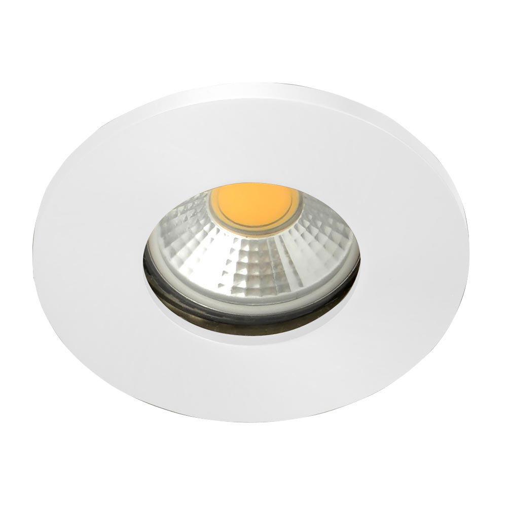 Forum Electralite IP65 White Shower Downlight - ELA-27467-WHT