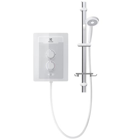 Electrolux AquaFlex 8.5kW Electric Power Shower - EYL85016WM
