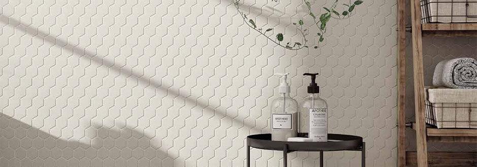 Elise Hexagon Tiles
