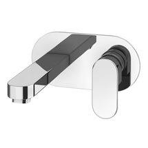 Elite Wall Mounted Bath Filler Tap Medium Image