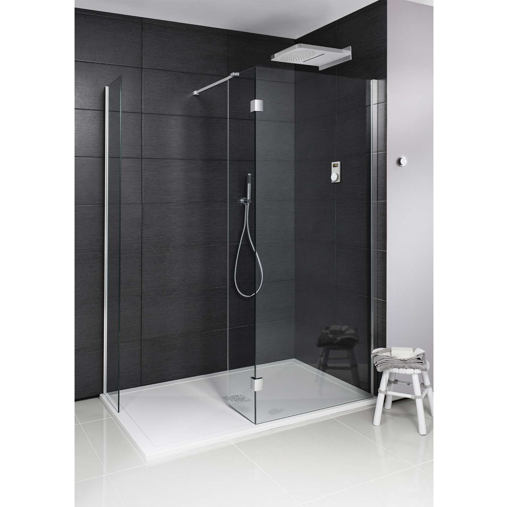 Crosswater Digital Elite 3-Way Shower Processor & Controller w Remote Control - 2 x Colour Options Standard Large Image