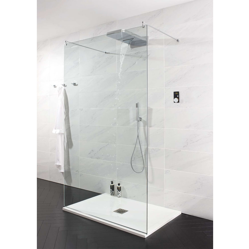 Crosswater Digital Elite 3-Way Shower Processor and Controller - 2 x Colour Options profile large image view 4