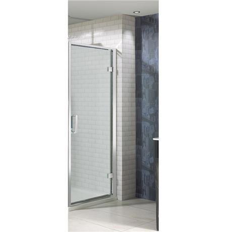 Simpsons - Elite Hinged Shower Door - 4 Size Options