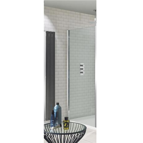 Simpsons - Elite Shower Side Panel - 5 Size Options