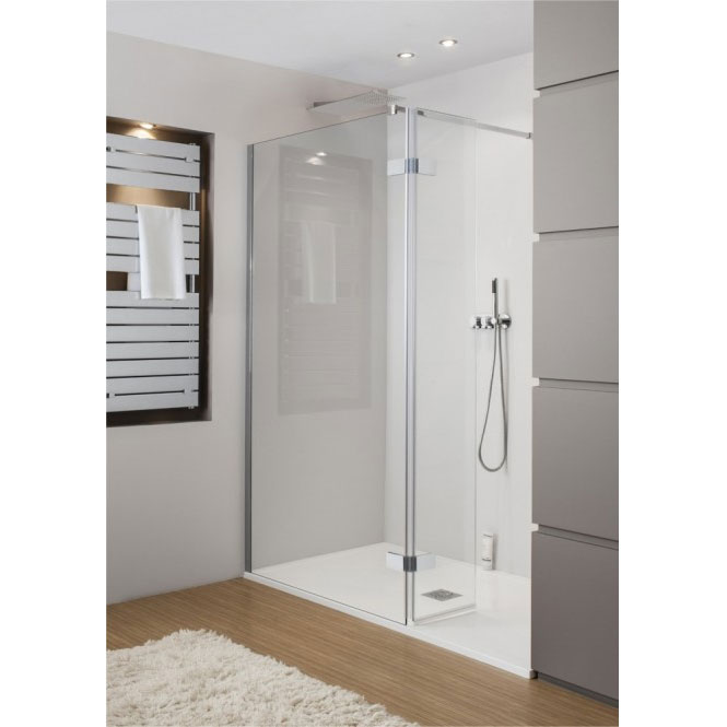 Simpsons - Elite Walk In Easy Access Shower Enclosure - 3 Size Options Large Image