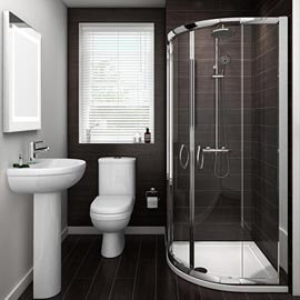 complete bathroom suites packages plumbing