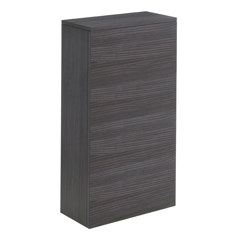 Bauhaus - Back to Wall WC Furniture Unit - Anthracite - SP5492AN Large Image