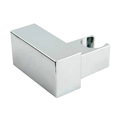 Euroshowers - Chrome Square Wall Bracket - 50020