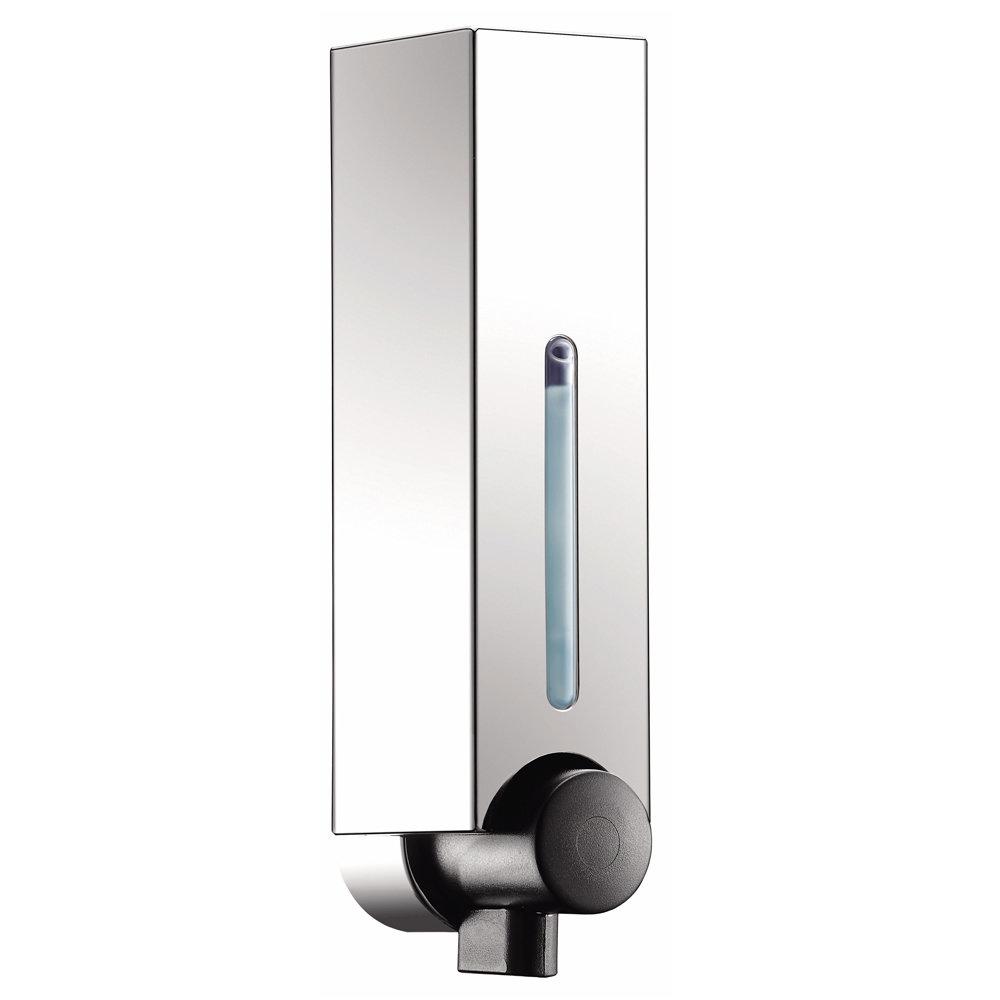 Euroshowers Mini Chic Single Soap Dispenser - Chrome