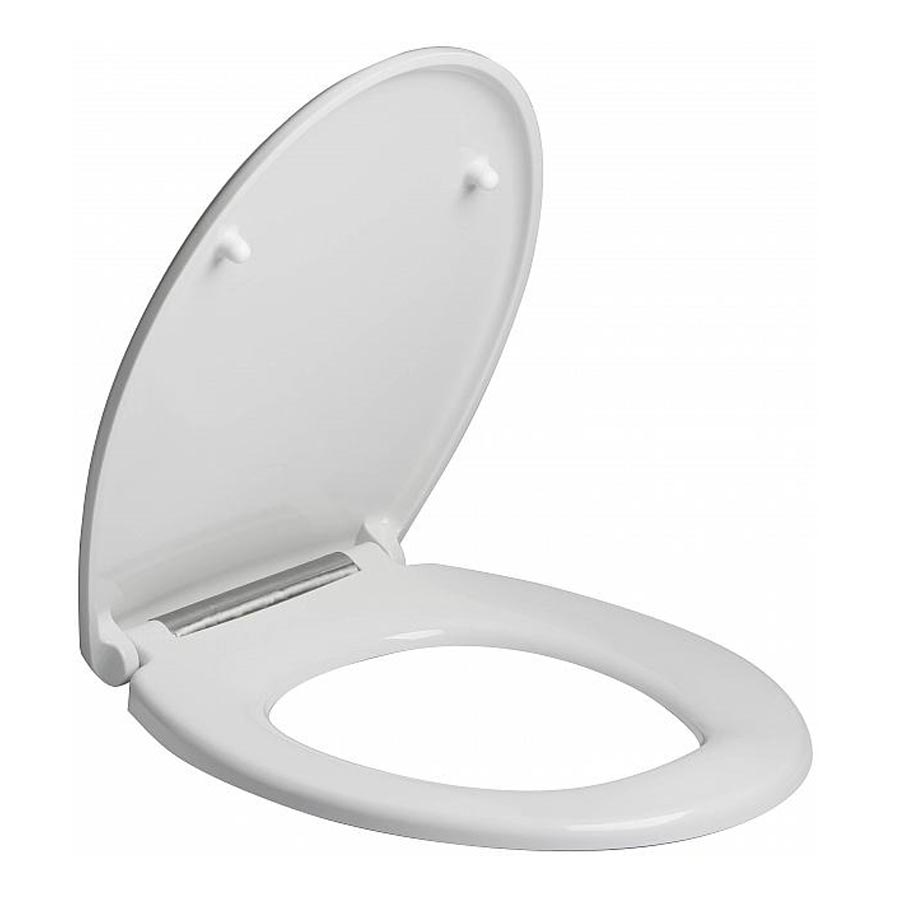Euroshowers New Ettan Soft Close Toilet Seat - 83510 Large Image