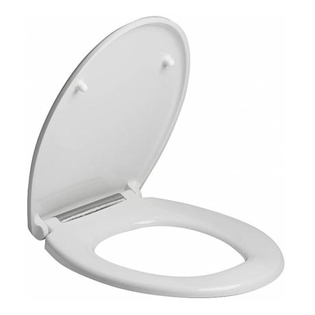Euroshowers New Ettan Soft Close Toilet Seat - 83510