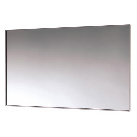 Euroshowers Rectangular Mirror with Minimalist Frame - 500 x 750mm