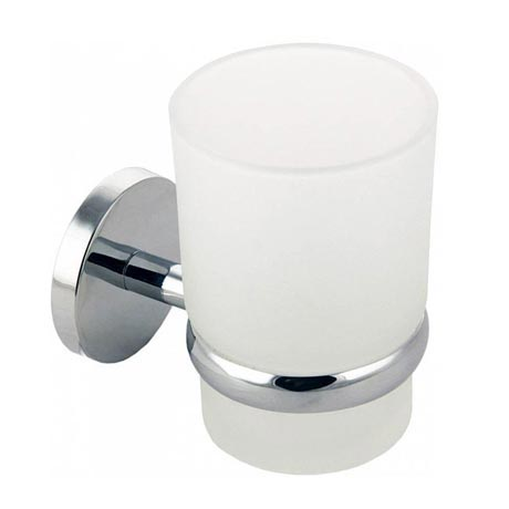Euroshowers Tumbler Holder - Chrome - 19520