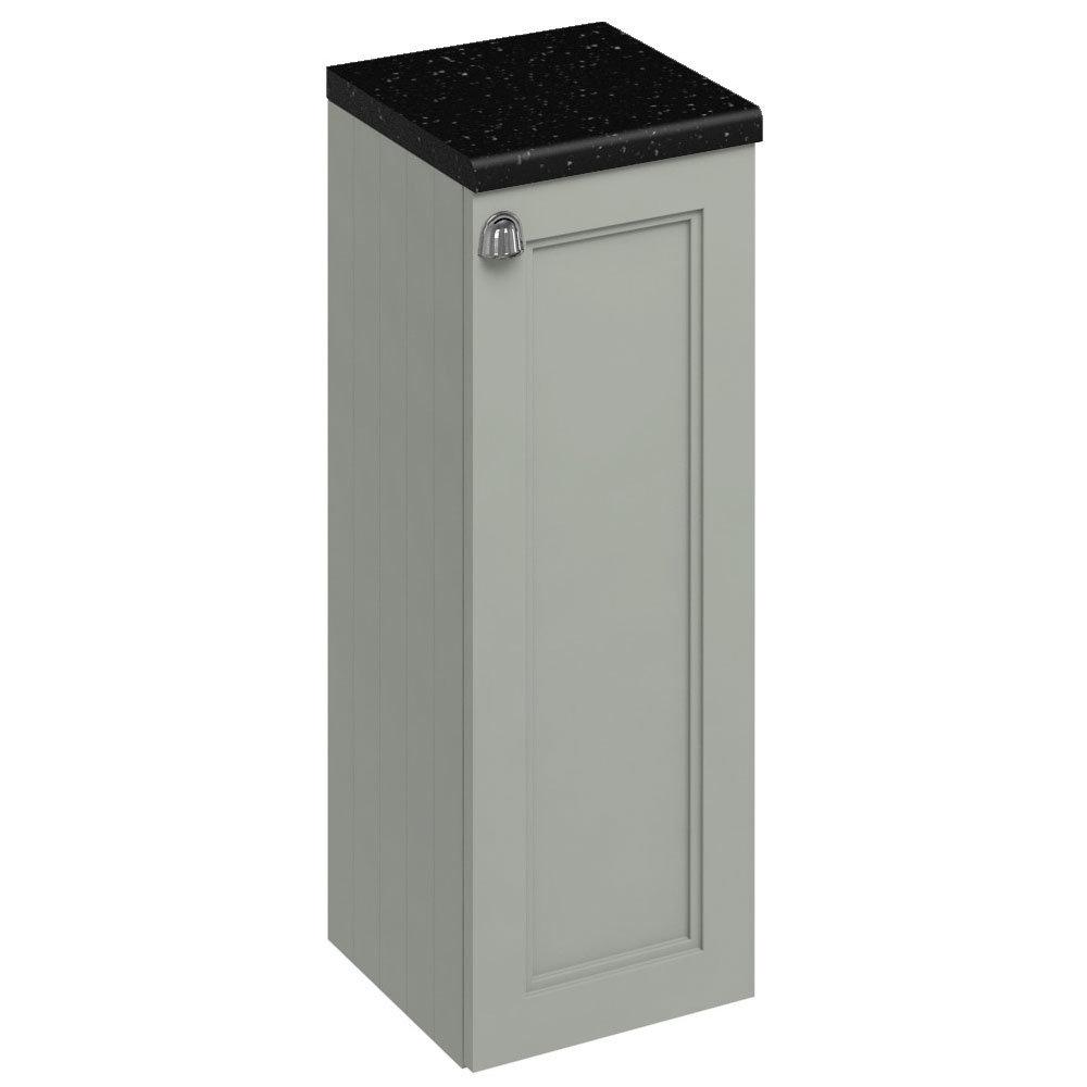 Burlington 30 Single Door Base Unit - Dark Olive Large Image