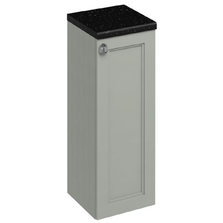 Burlington 30 Single Door Base Unit - Dark Olive