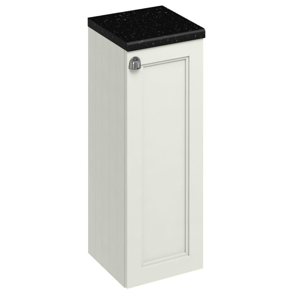 Burlington 30 Single Door Base Unit - Sand Large Image