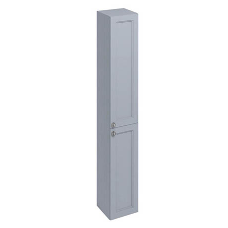 Burlington 30 2-Door Tall Unit - Classic Grey