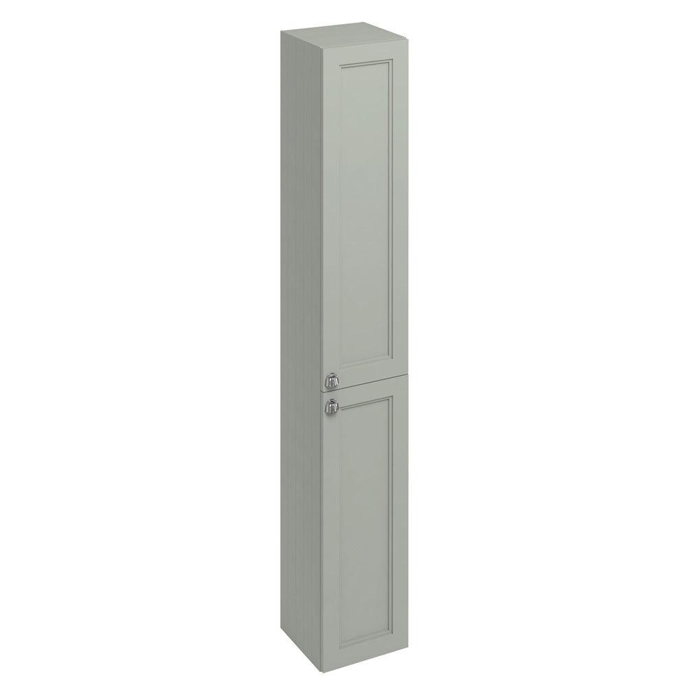 Burlington 30 2-Door Tall Unit - Dark Olive Large Image