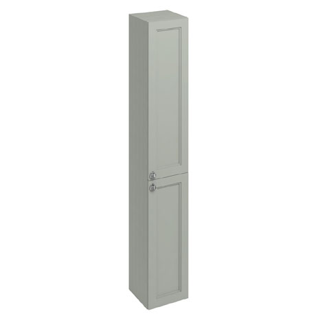Burlington 30 2-Door Tall Unit - Dark Olive