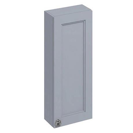 Burlington 30 Single Door Wall Unit - Classic Grey