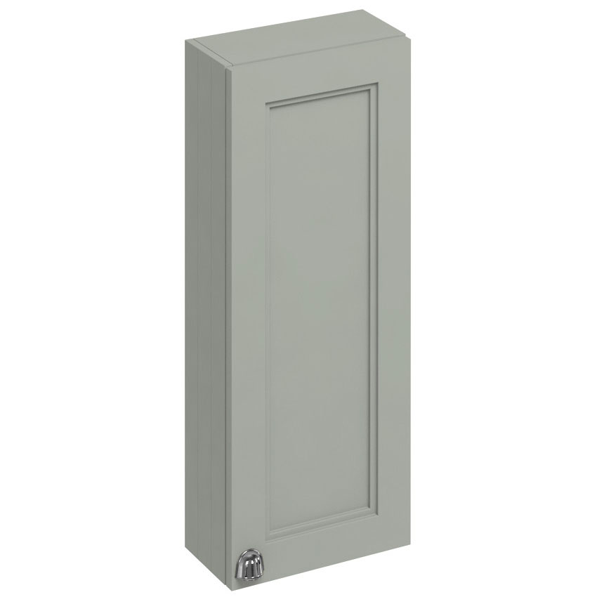 Burlington 30 Single Door Wall Unit - Dark Olive Large Image