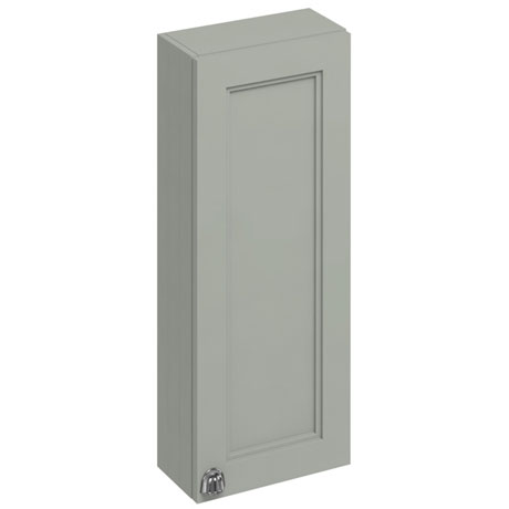 Burlington 30 Single Door Wall Unit - Dark Olive