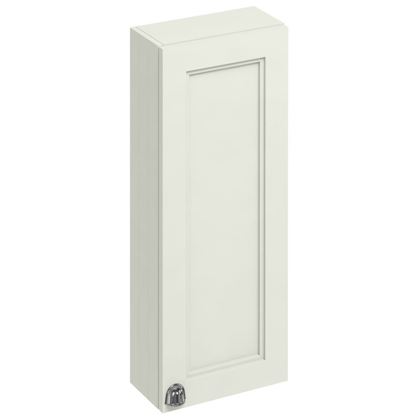 Burlington 30 Single Door Wall Unit - Sand Large Image